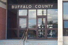 Buffalo County East Entrance