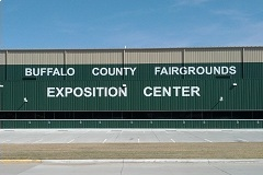 Buffalo County Fairgrounds Exposition Center