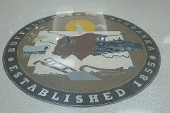 Buffalo County - Established 1855